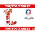e-liquide saveur Mojito Fraise